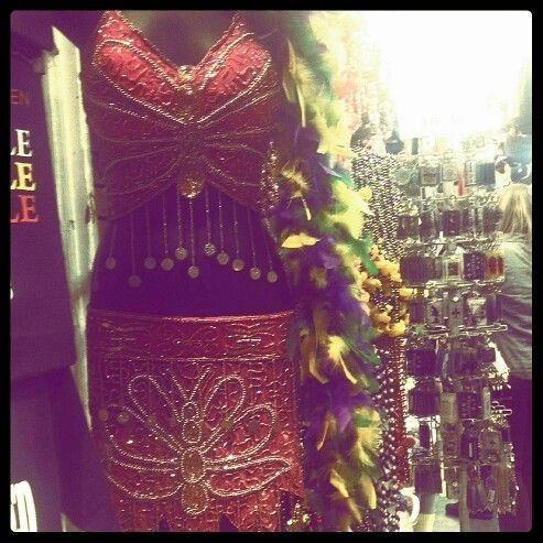 Bellydancing costume from New Orleans