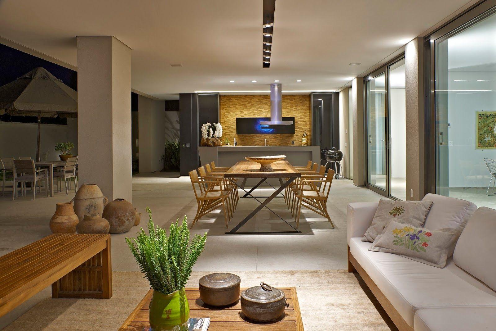 Casa luxo veja a decora o dos ambientes cl ssico for Ambientes interiores