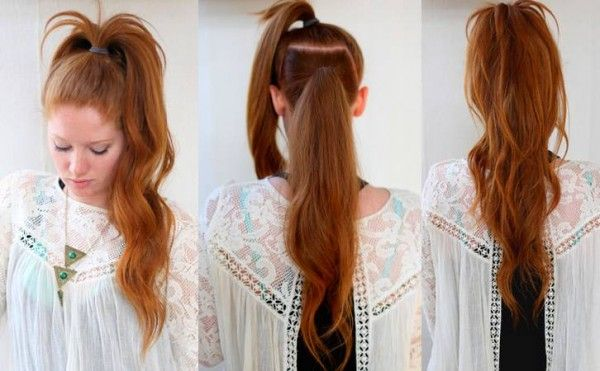Quick Hairstyles For School 13 Best Hair & Makeup Images On Pinterest  Hairstyles Make Up And