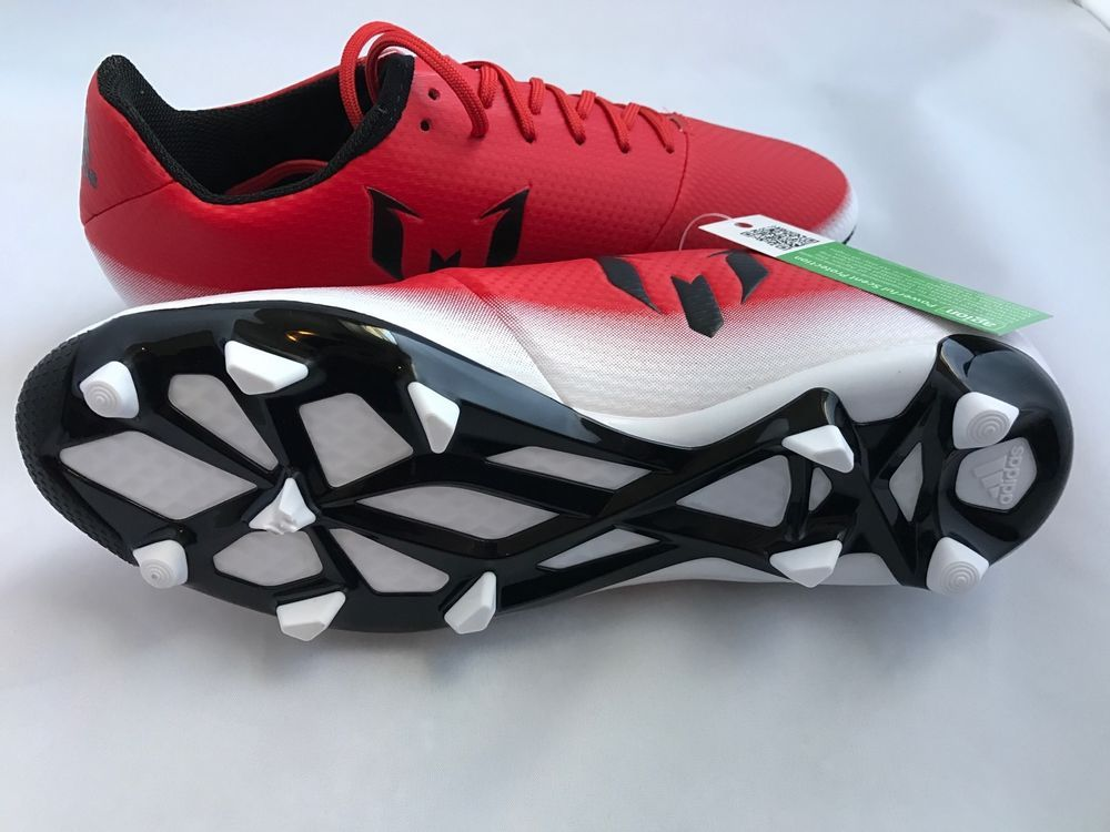 online retailer fb6ec 5856d NEW adidas Messi 16.3 FG Kids Soccer Cleat Free Shipping NO box included   Adidas