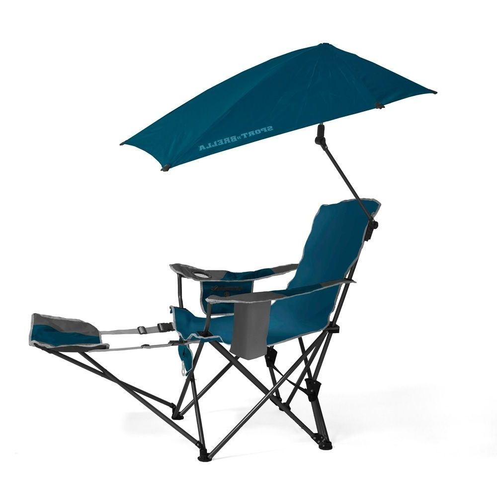 Camping Chair With Canopy Folding Chair With Canopy And Footrest Folding Chairs Camping