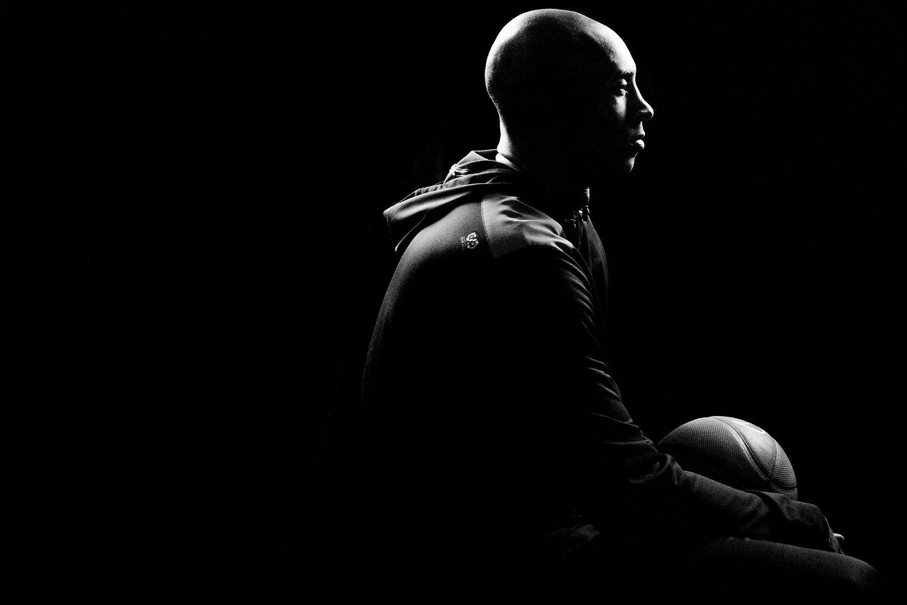 Kobe Bryant Black