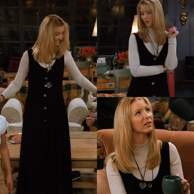 Phoebe Buffay. I love this shade of blonde! Friends.