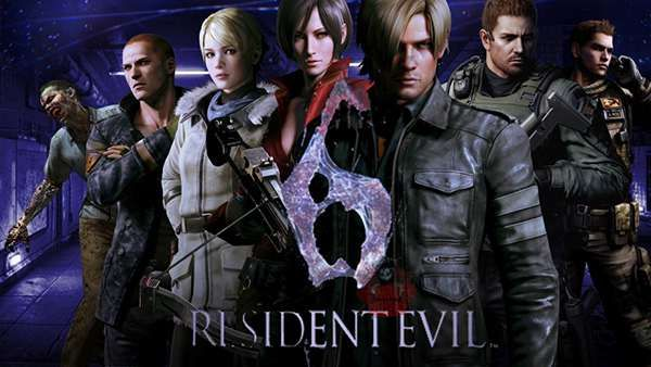 Resident Evil 6 Now Available For Digital Pre Order And Pre Download On Xbox One Ps4 In 2021 Resident Evil Game Resident Evil Video Game Resident Evil 5