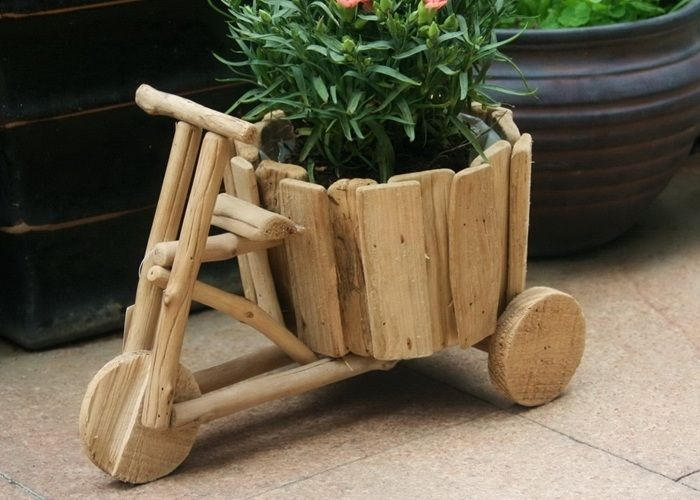 15 Most Amazing Woodworking Projects Diy Wood Planters Wooden Flowers Wood Planters