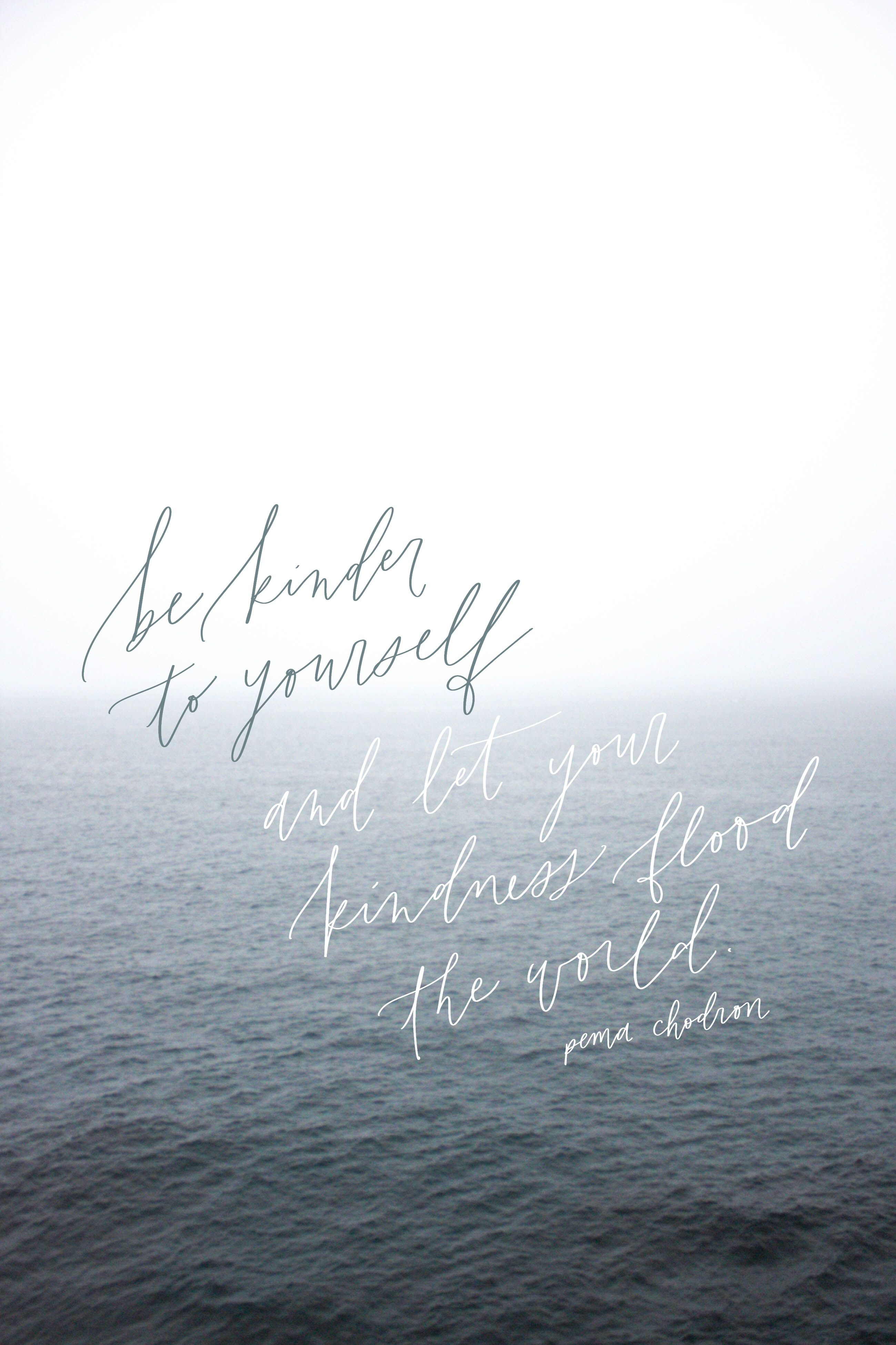 Pema Chodron Quotes Pema Chodron Quote Handlettering Calligraphy  Quotes  Words