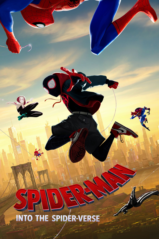 Spider Man Into The Spider Verse 2018 Streaming Ita Film Completo Gratis Pahlawan Super Spider Man Film Animasi