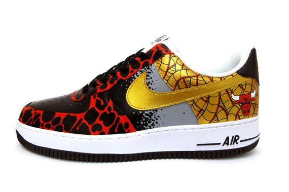 """Air Bulls Nike """"chicago 1 Force HW2YEI9eD"""