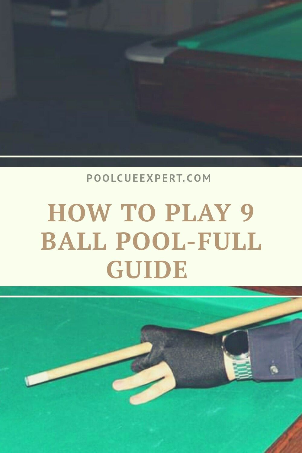 How To Play 9 Ball Pool Full Guide Pool Balls Pool Cues Pool Games To Play