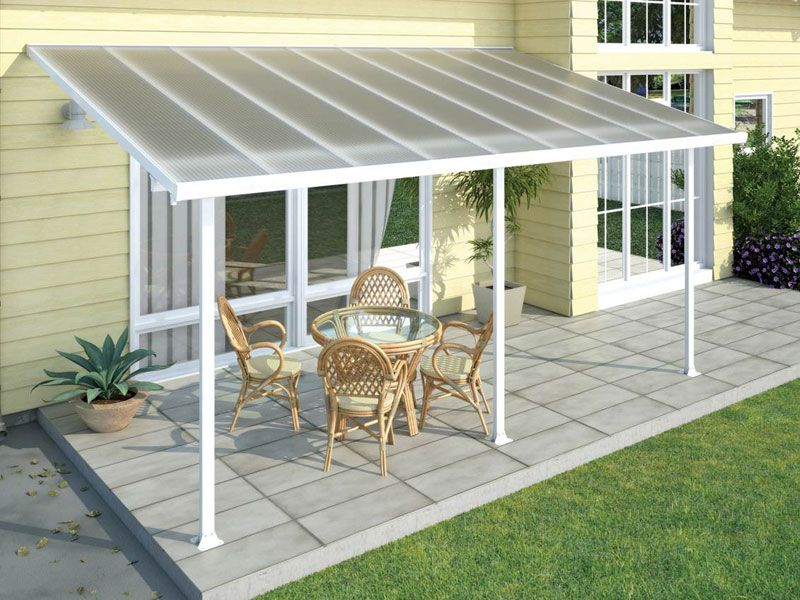 Marvelous X Feria 4200 Patio Cover Canopy W/Polycarbonate Panels: U003eTake Off Of Your  Total Purchase.