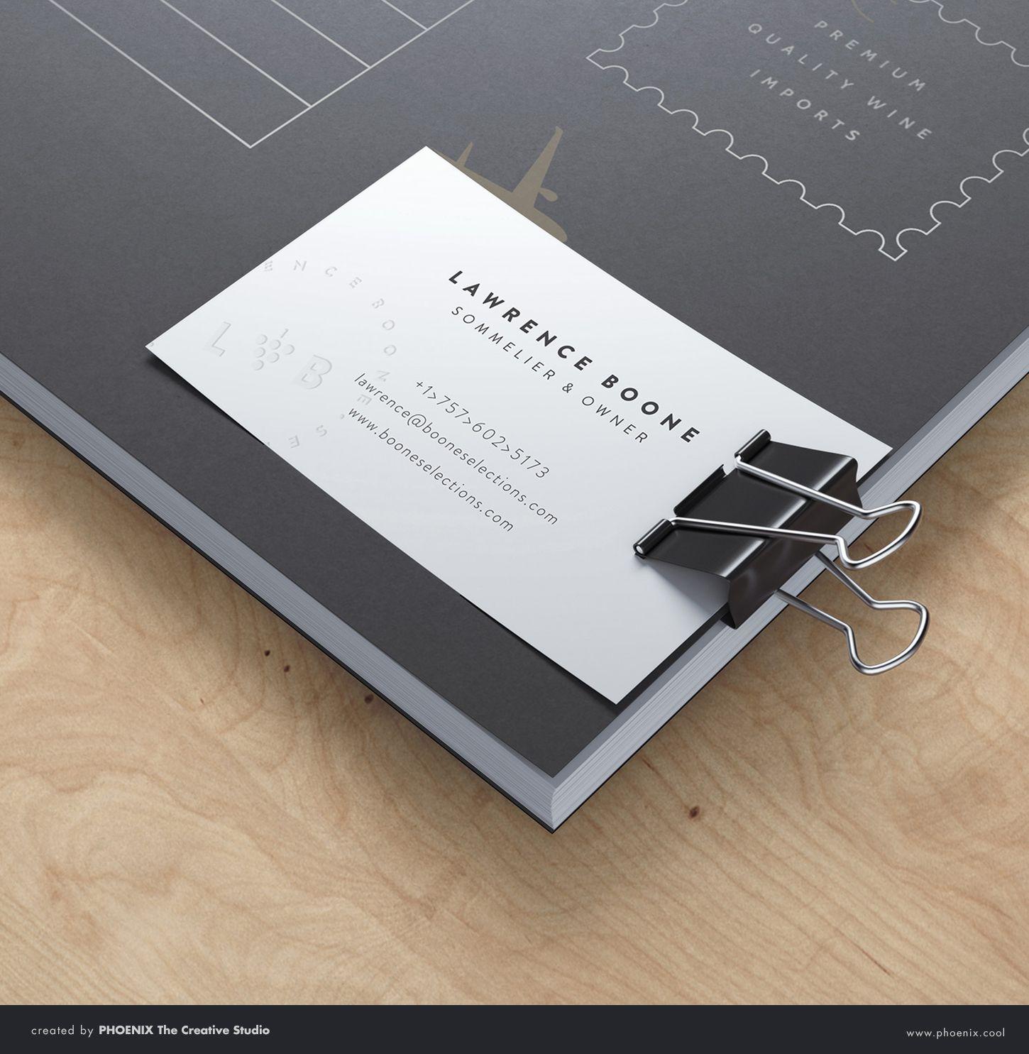 Business Card / Identity / Web design / Web development ...