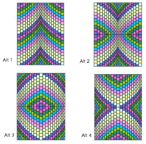 http://viaspatterns.com/bargello-quilt-free-pattern/   Quilting ... : free twisted bargello quilt patterns - Adamdwight.com