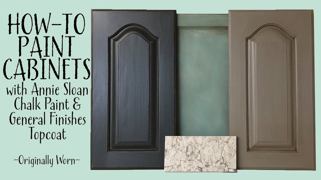 Cabinets With Annie Sloan Chalk Paint And General Finishes Top Annie Sloan Chalk Paint Kitchen Cabinets Annie Sloan Chalk Paint Kitchen Annie Sloan Chalk Paint