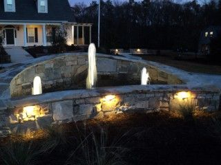 spectacular malibu led bollard landscape lighting garden