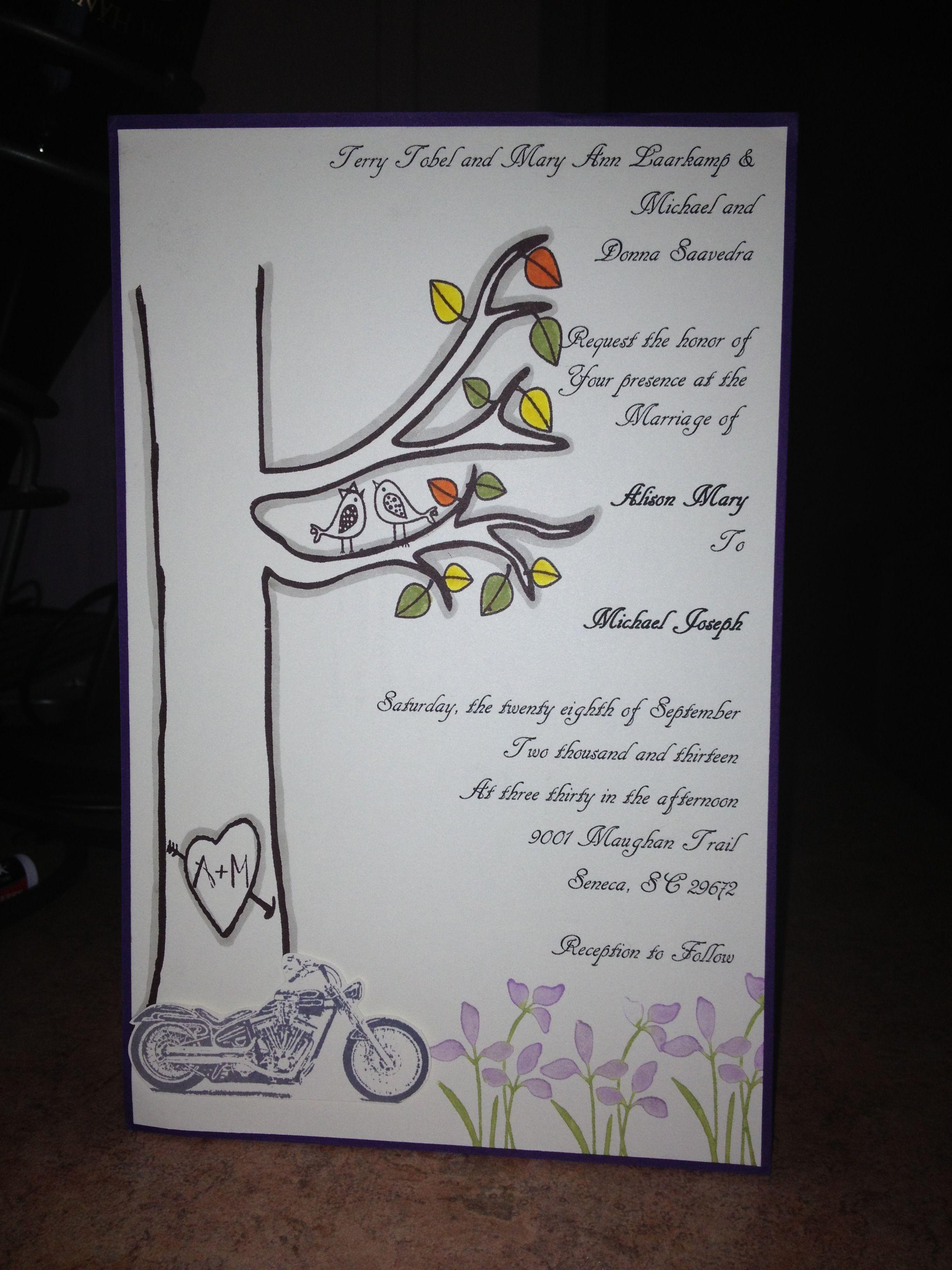 Www Originphotos Com Follow Us Now Beautiful Wedding Invitation