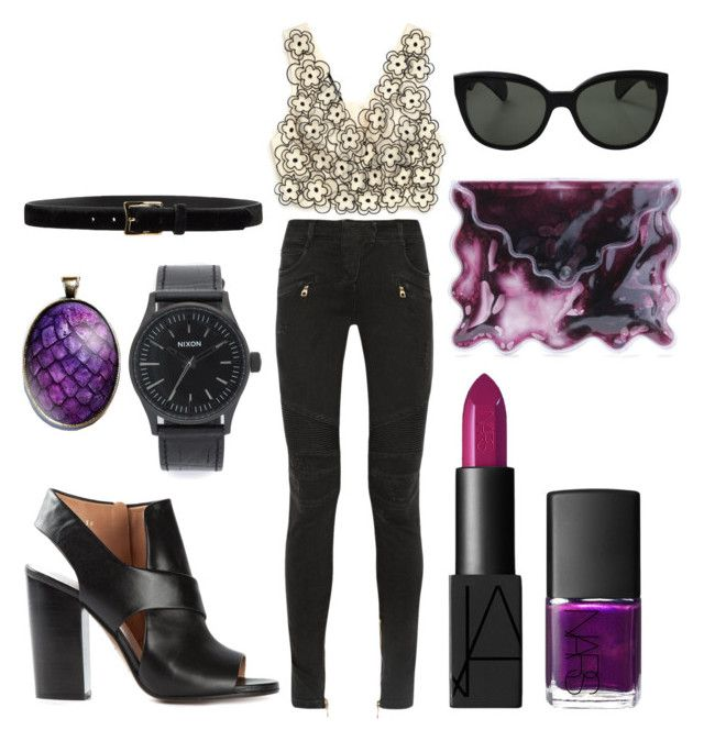 """dragon heart"" by fabrickwood ❤ liked on Polyvore"