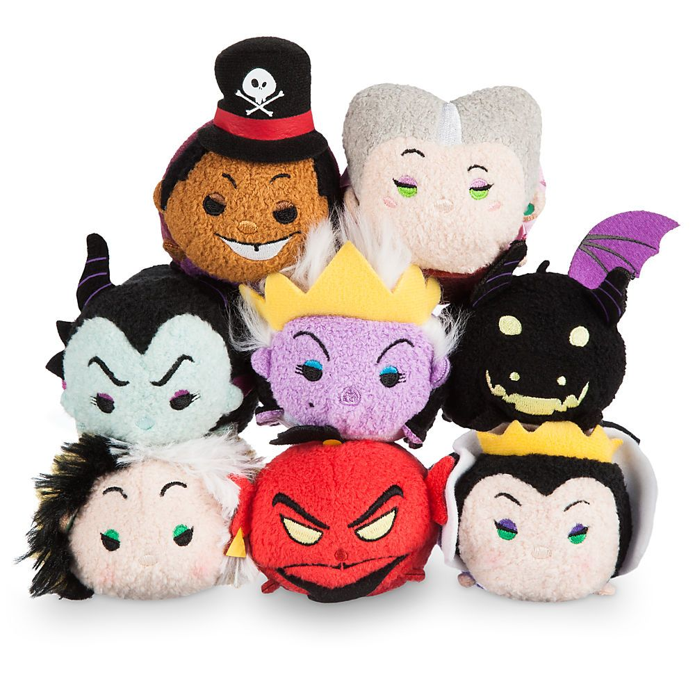 Fabuleux Disney Villains Mini Tsum Tsum Collection | Tsum Tsum | Pinterest SO13