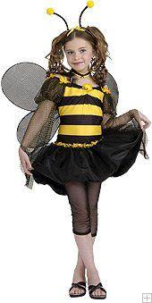 Sweet Bee Tween Halloween Costume