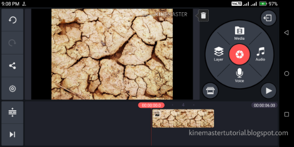 KineMaster Overlay Step 1 Overlays, Editing tutorials