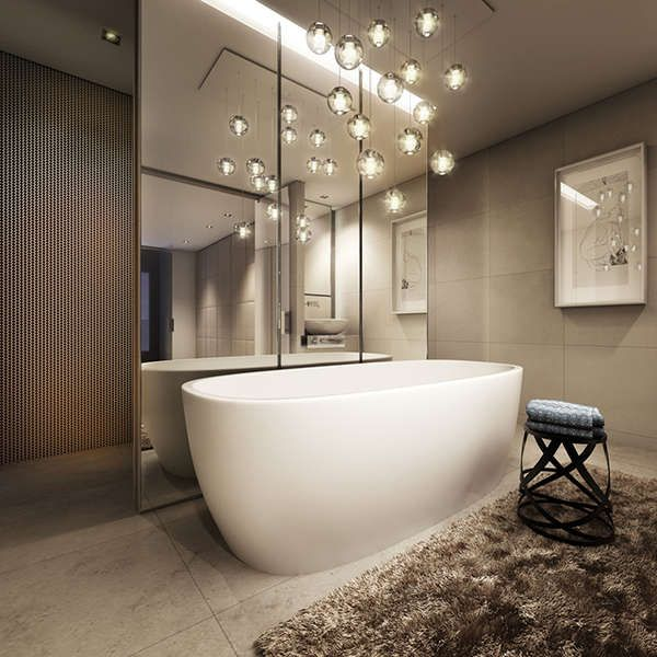Luxurious Lighthouse Abodes Bathroom Lighting Design Bathroom Mirror Design Bathroom Lighting