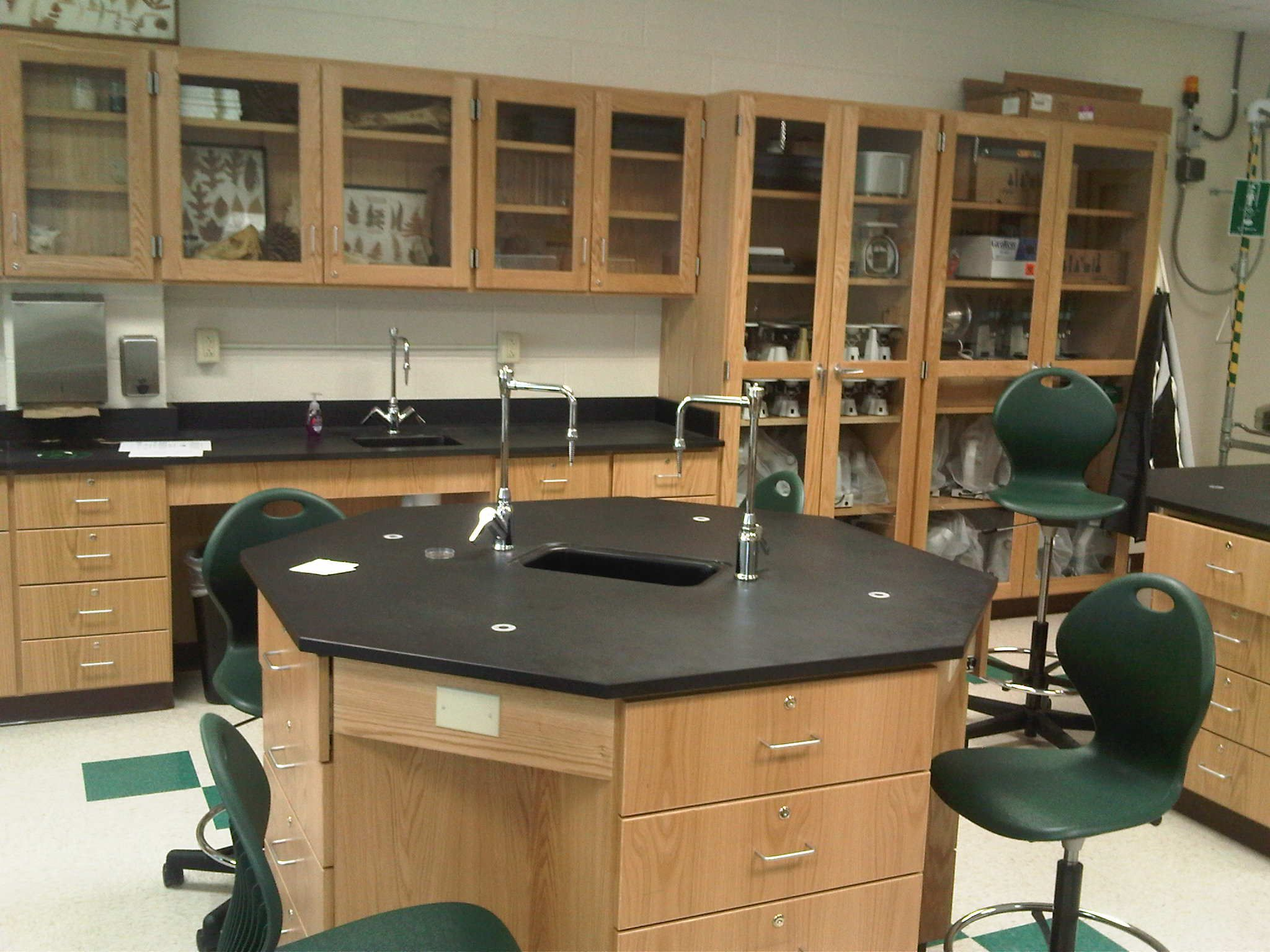 Excellent Science Lab Furniture With Home Design Styles