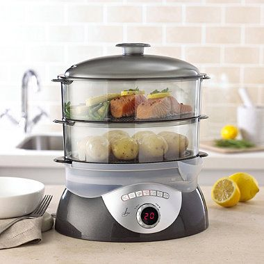 My Kitchen 2-Tier Steamer - From Lakeland | Kitchen | Pinterest ...