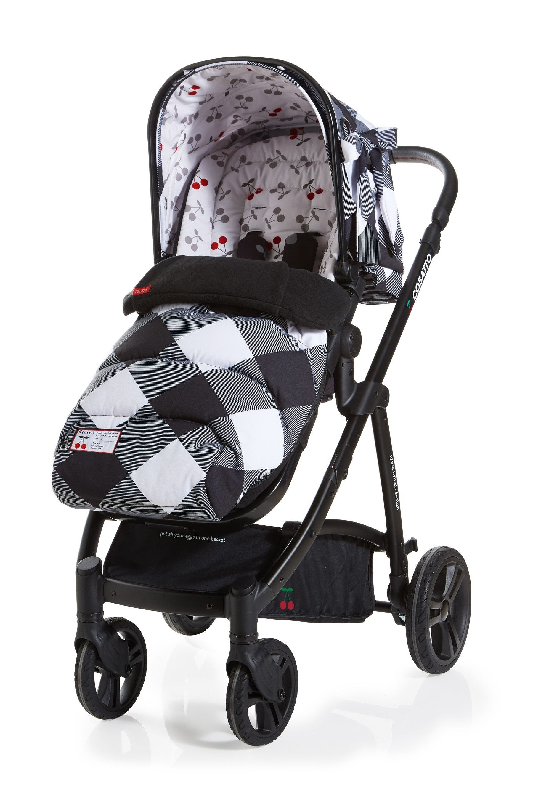 Wow Pram And Pushchair by Cosatto Black in 2020 Prams