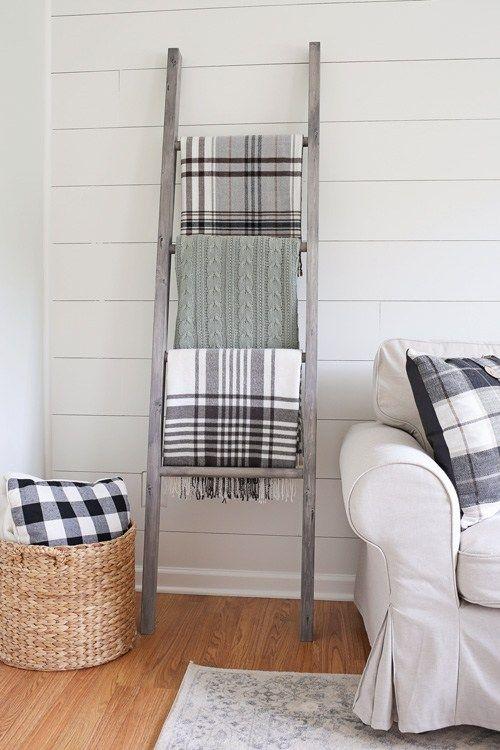 blanket rack blanket ladder