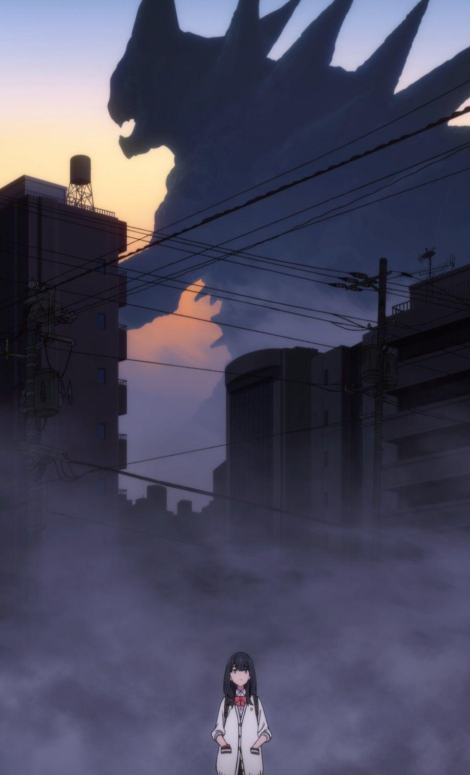 Ssss Gridman おしゃれまとめの人気アイデア Pinterest Tomoya Yokojima マンガアート イラスト 六花
