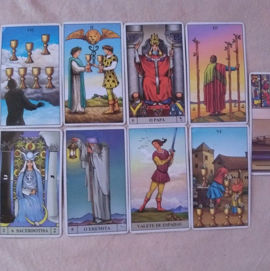 What does he or she think about me Tarot Reading Same Day