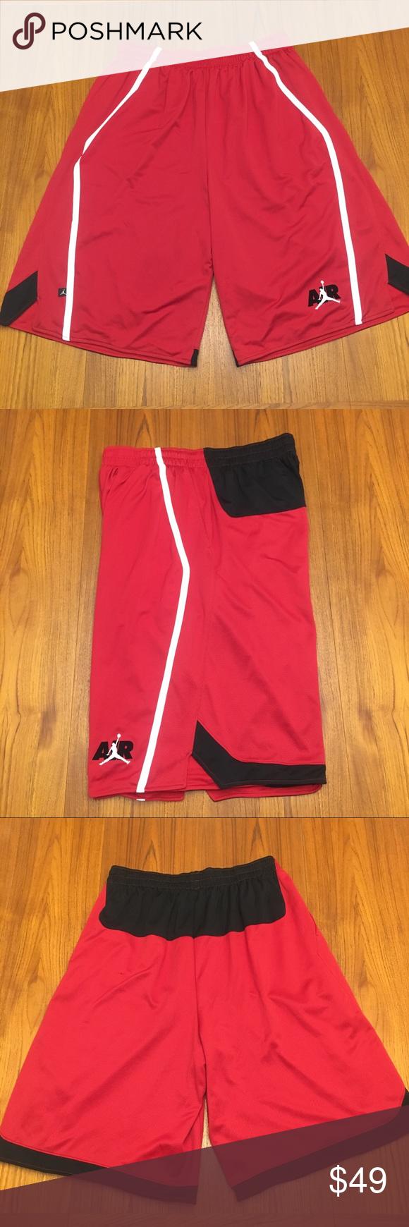 Sold Vintage Nike Air Jordan Shorts Xxlt 2007 In 2020 Vintage Nike Jordan Shorts Nike Air Jordan