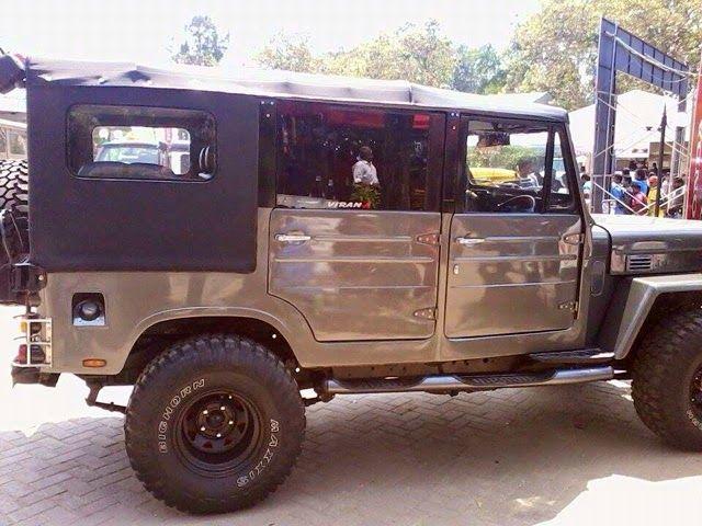 Srilankan Mitsubishi jeep | Jeep Mitsubishi 4DR5