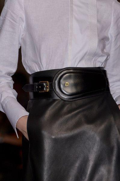 Hermès Fall 2013 - Details