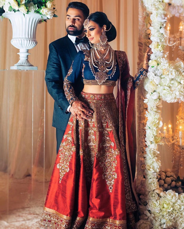 Pin von Simran auf Indian Weddings | Pinterest