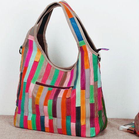 Купить женскую сумку из натуральной кожи недорого