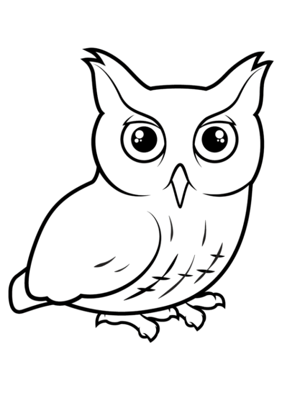 Vorlagen Zum Ausmalen Malvorlagen Eule Ausmalbilder 2 Owls Drawing Cute Drawings Owl Coloring Pages