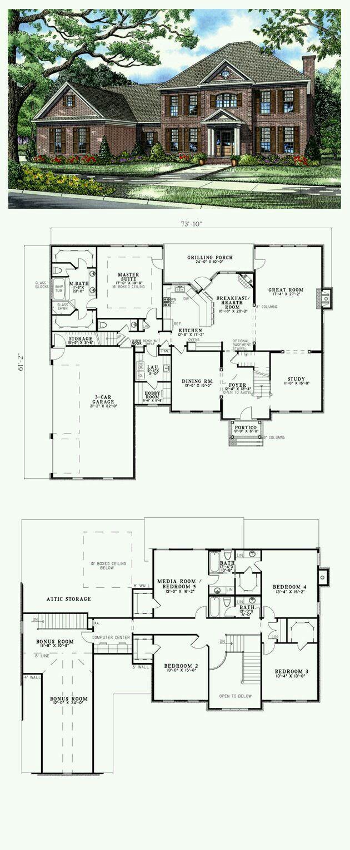 Pin On Plan Maison
