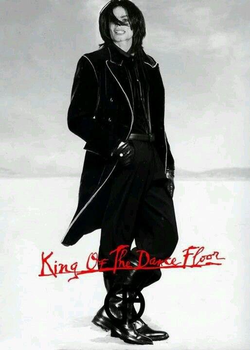 King of the dance floor