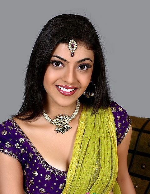 Kajal Agarwal Hot Navel And Cleavage Show In Saree Tamil South Tamil Cinema Portal
