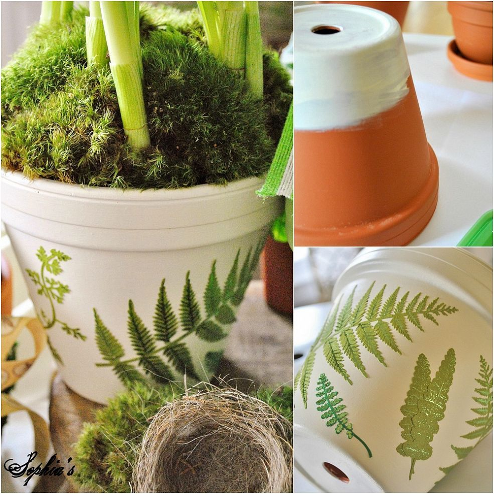 28+ Clay pot crafts for spring ideas
