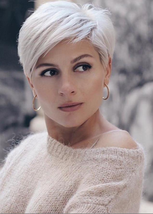 38 Chic Short Messy Haircut Ideas For Woman 2020 Page 5 Of 8 Latest Fashion Trends For W In 2020 Short Messy Haircuts Short Hairstyles For Thick Hair Messy Haircut