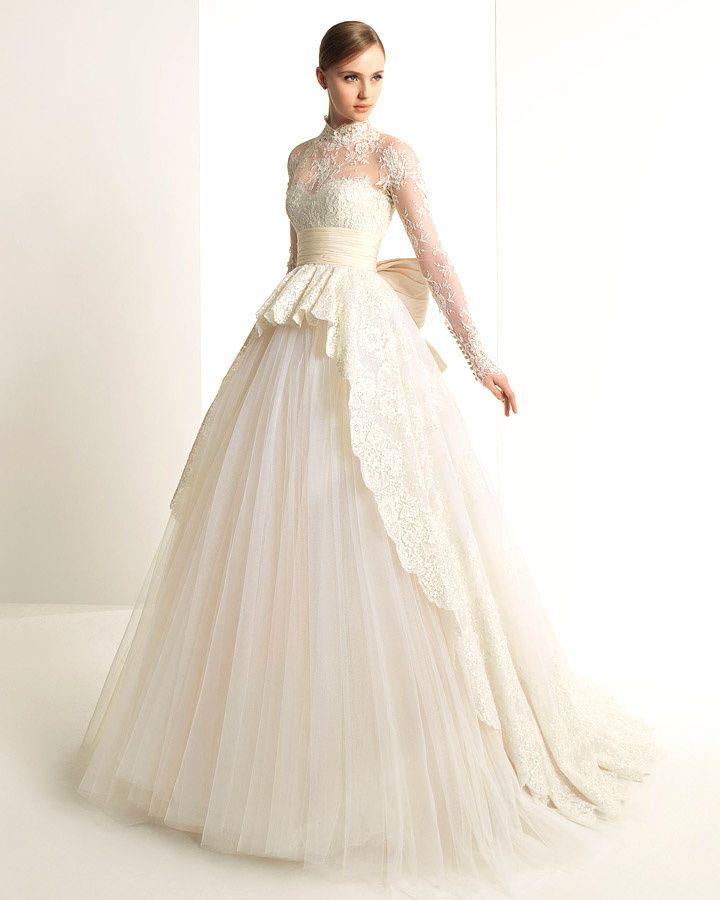 b09a2d90b7ec4 30 vestidos de novia que te harán suspirar