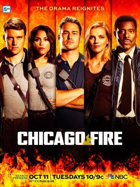Spoilertv Chicago Fire Chicago Fire Season 5 Chicago
