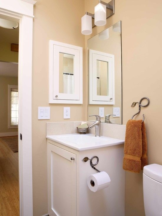 Bathroom Peach Walls Design Pictures Remodel Decor And Ideas I