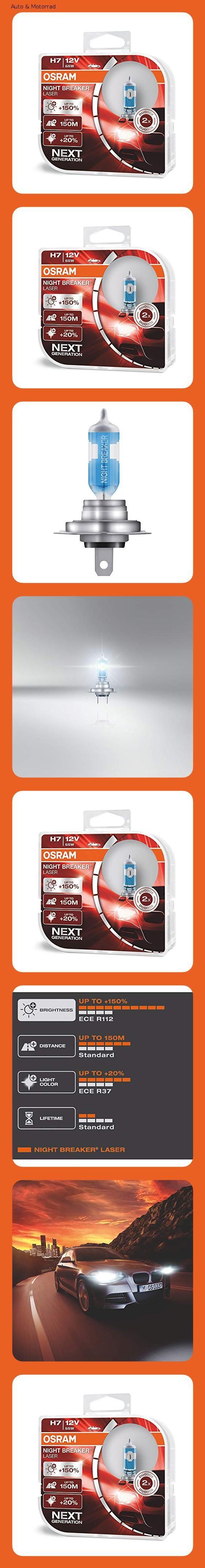 Osram Night Breaker Laser H7 Next Generation 150 Mehr Helligkeit Halogen Scheinwerferlampe 64210nl Hcb 12v Pkw Duo Box In 2020 Scheinwerfer Lampe Osram Lampen