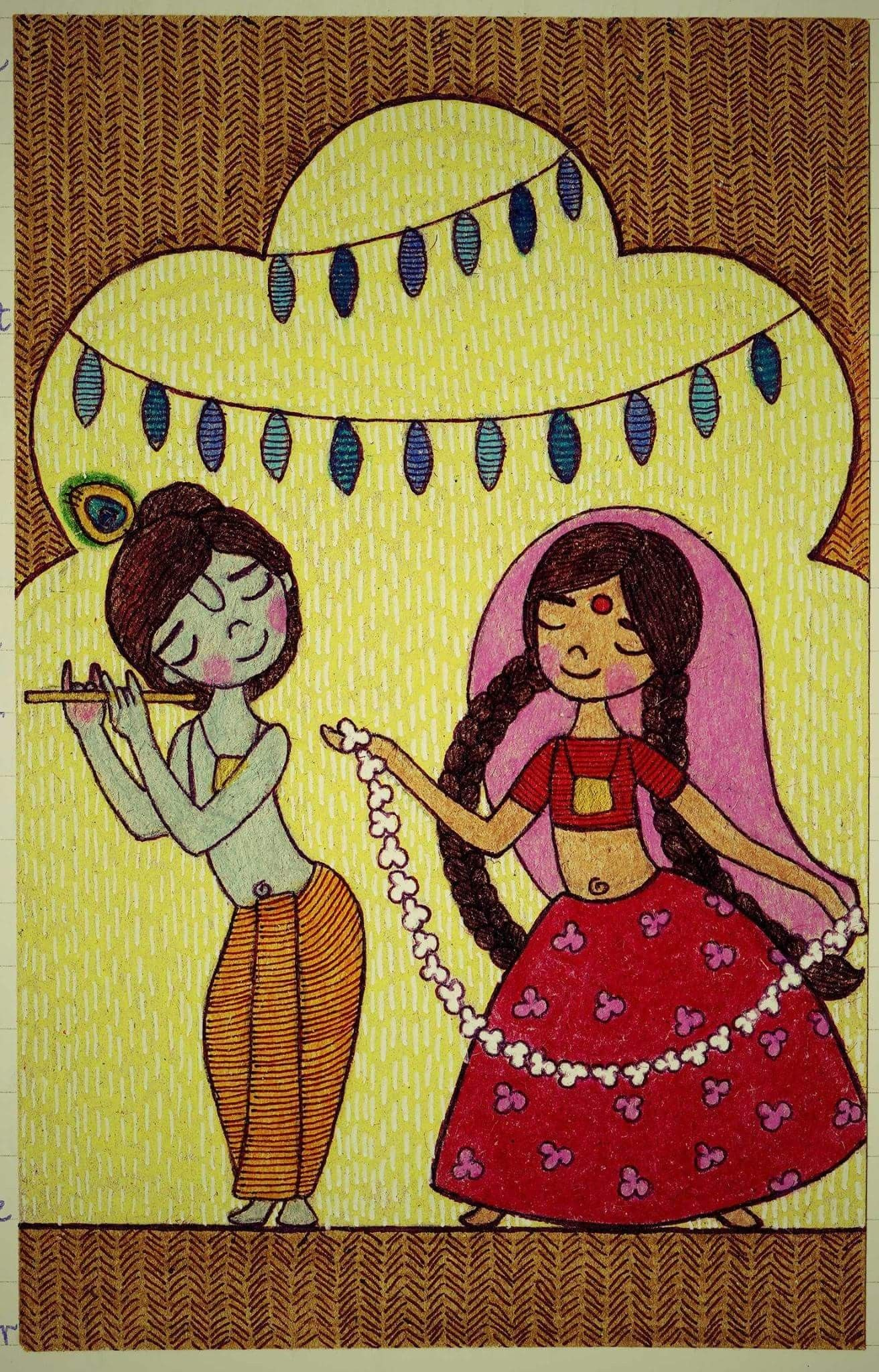 Saragrahi Art Here, the heart is everything.\