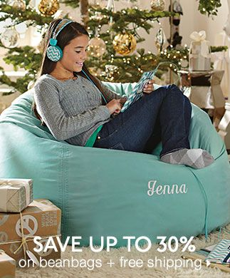 Save Up To 30% On Beanbags + Free Shipping