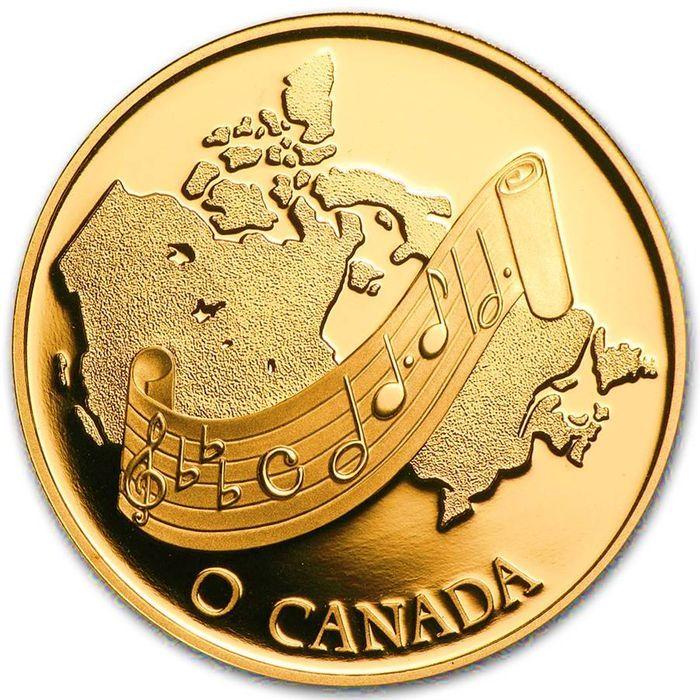 Canada 100 Dollar 1981 Elizabeth Ii Gold