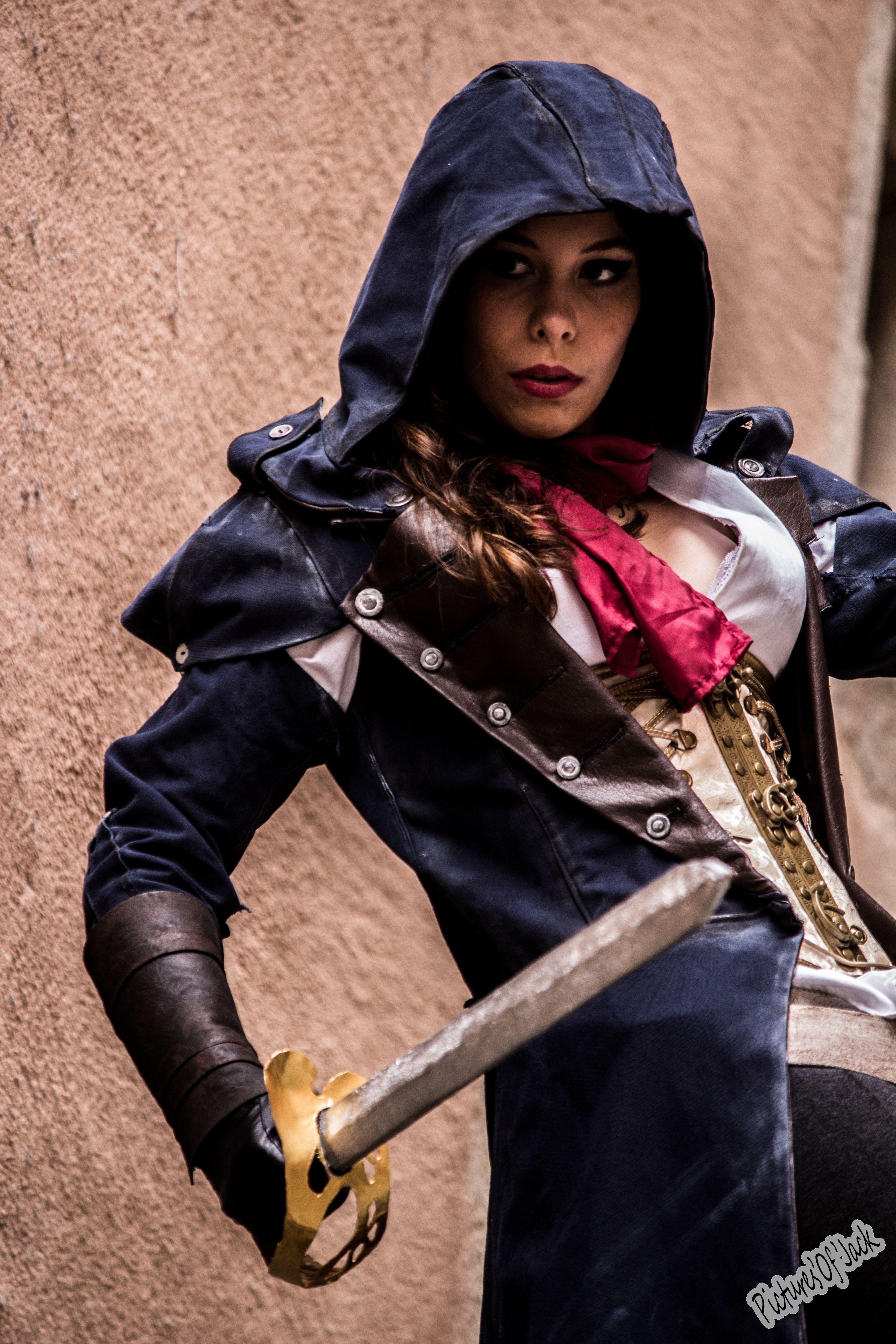 Arno Dorian Female Arno Dorian Assassins Creed Cosplay