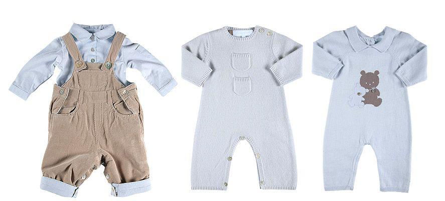 8588e337c La ropa que todo bebé debe tener | niños | Ropa, Trajes de bebé ...